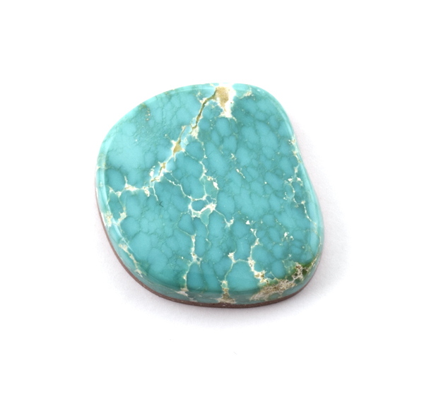 Fox Turquoise Cabochon from Nevada
