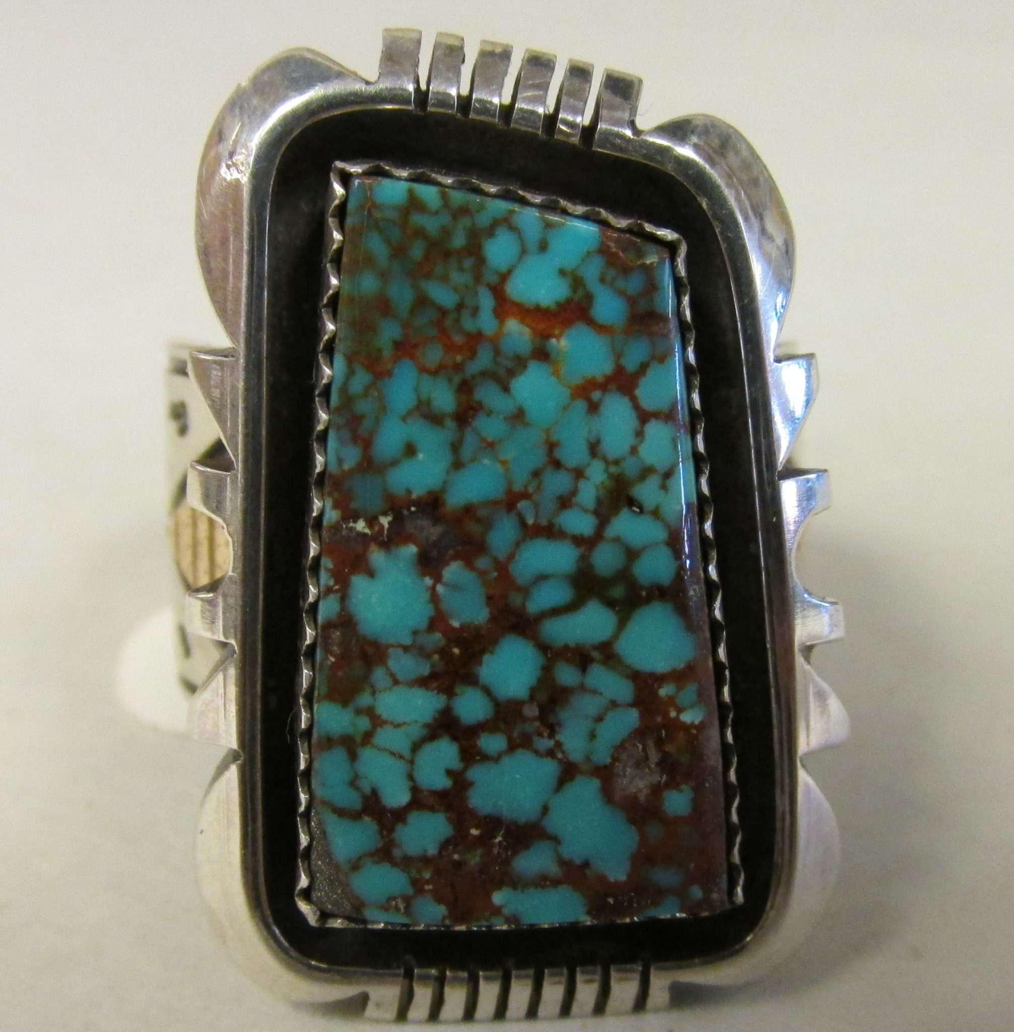 Paiute Turquoise direct from Tony Cotner's Sister