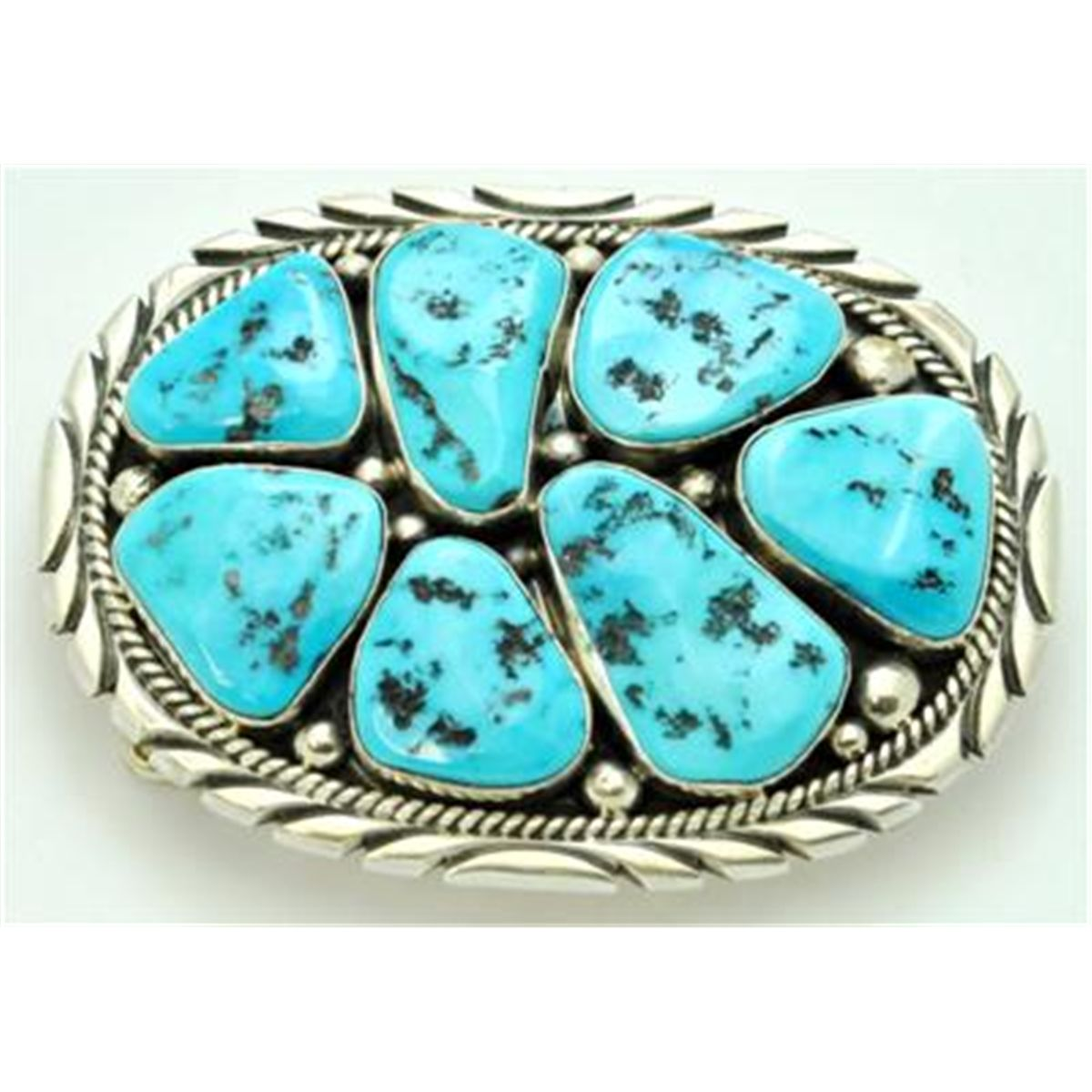 Sleeping Beauty Turquoise from Globe, Arizona
