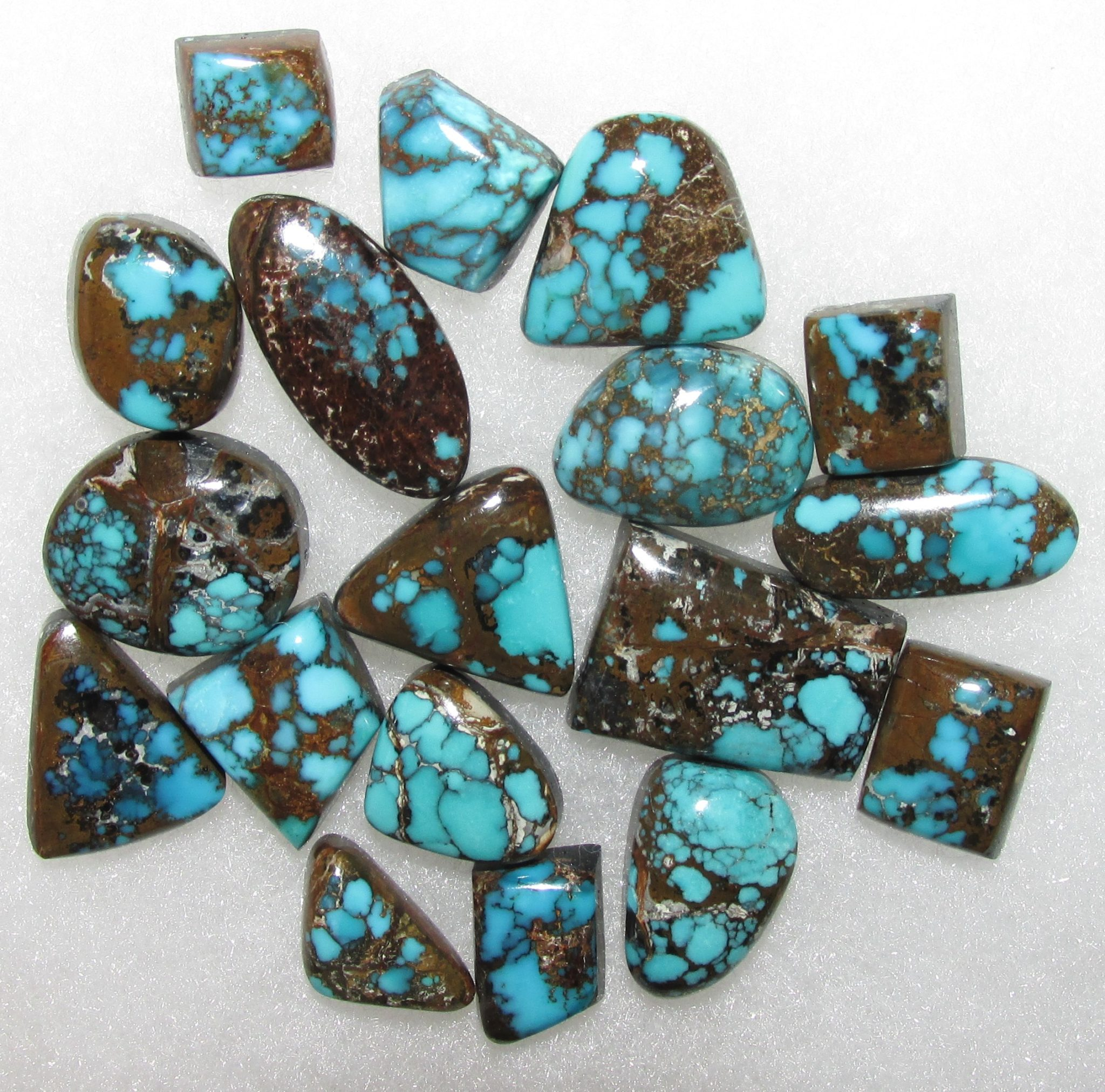 Apache Blue Turquoise
