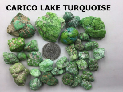 Carico Lake Turquoise